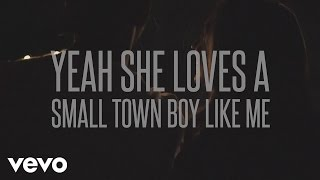 Dustin Lynch - Small Town Boy (Lyric Video)