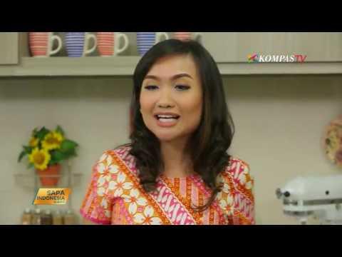 Video Yuk, Bikin Kue Jahe Bersama Chef Wina Bissett!