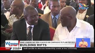 DP Ruto's allies plan parallel meetings to counter BBI rallies