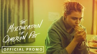 Trailer of The Miseducation of Cameron Post (2018)