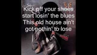 The house is rockin' - Stevie Ray Vaughan In Step   - YouTube