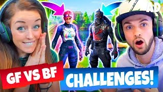 TRIPLE CHALLENGE! 😤 with Ali! (Fortnite Battle Royale!💣) - Video Youtube