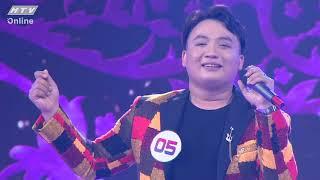 Nguyễn Thiện Thuật khiến Nguyễn Hưng nổi da gà vì giọng hát hay |  CA SĨ BÍ ẨN | MÙA 4 tập 22