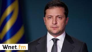 Ukraiński rząd podał się do dymisji. Taśmy kompromitują Zełenskiego. Może stać za tym Kołomojski
