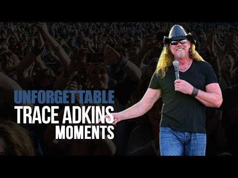 8 Unforgettable Trace Adkins Moments