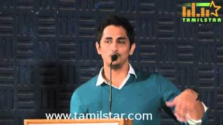 Enakkul Oruvan Movie Press Meet Part 1