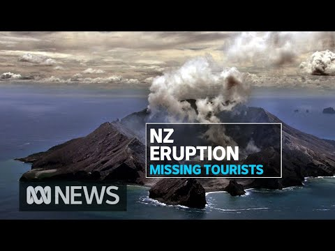 Fears for Australian tourists as New Zealand volcano death toll rises   ABC News
