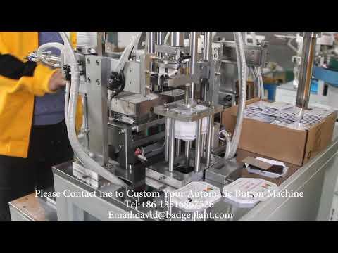 ABM-M AUTOMATIC MAGNET MAKING MACHINE