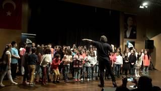KeKeÇa - Antalya Çocuk Korosu (Antalya piyano festivali)