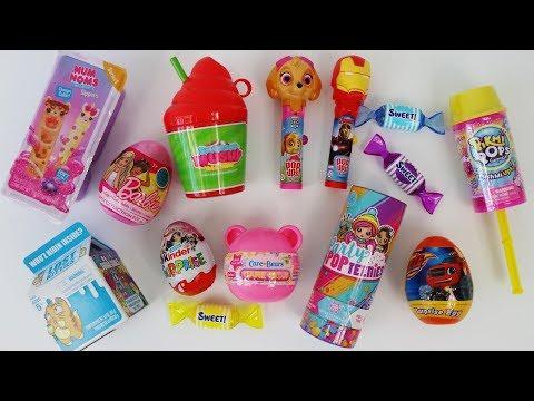 Download Video Candy Dispenser Surprise Toys Pikmi Pops Party Pop