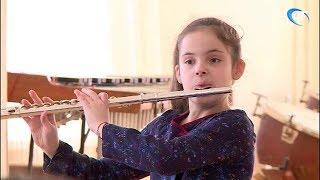 В музыкальном отделении колледжа искусств прошел конкурс «Вечное движение»