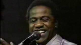 Everything's Gonna Be Alright - Al Green live LNwDl