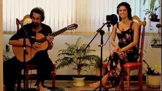Andrei Holanda e Tamara Fernandes - Lullaby for Lucifer (Angra Cover)
