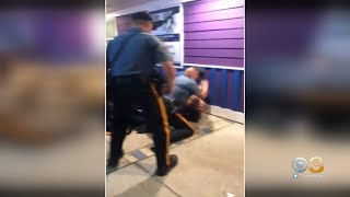 Investigation Underway After Wildwood Police Officer Caught On Video Punching Suspect On Ground