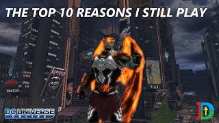 DC Universe Online The Top 10 Reasons I Still Play