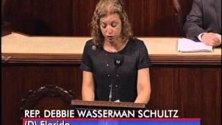 Congresswoman Wasserman Schultz's Floor Statement on JVTA
