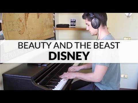 Disney's Beauty And The Beast (Ariana Grande and John Legend) | Piano Cover