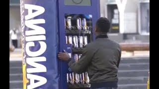 The Worst Vending Machine