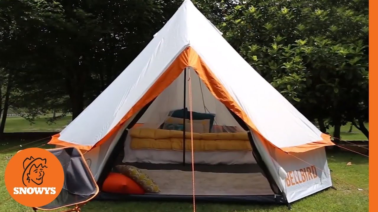 Bellbird Glamping Tent