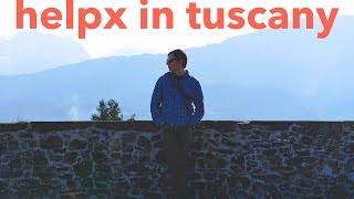 Toscana Italia! Helpx Volunteer Experience (Homestay)