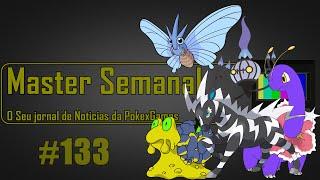 Zebstrika  - (Pokémon) - Master Semanal #133 | Pokémon Zebstrika e Chandelure, BHs, Rushadores, Caughts e Trocas da Semana.