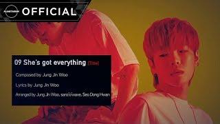 정진우(Jung Jinwoo) - 1st Album 'ROTATE' Highlight Medley