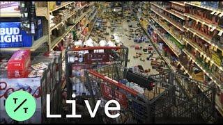 6.9 Magnitude Earthquake Hits Southern California
