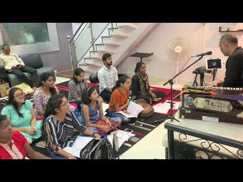 Raag Gaud Malhar for the beginners By Pt. Kuldeep Sagar from Alaap Music Academy, Chennai.