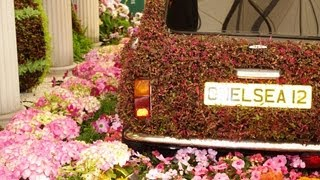 preview picture of video 'England - Chelsea Flower Show 2012'