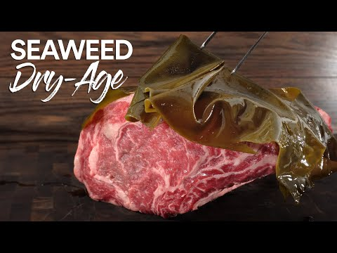 STEAK ATTACK: Lost at Sea METHOD of Dry-Ageing Beef, It's INSANE!