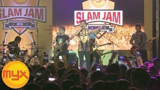 "6CYCLEMIND performs ""Prinsesa"" at MYX Slam Jam 2018!"