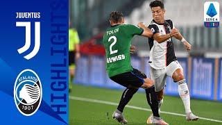 Juventus 2-2 Atalanta | Due rigori di CR7 salvano la Juve | Serie A TIM