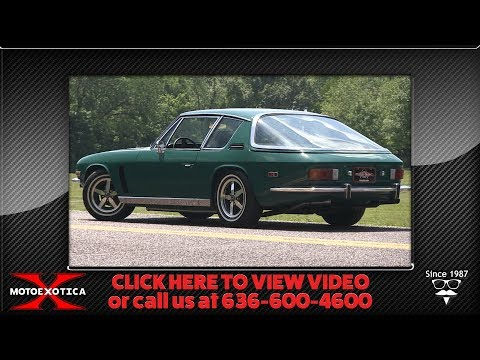 Video of '74 Interceptor - Q54C