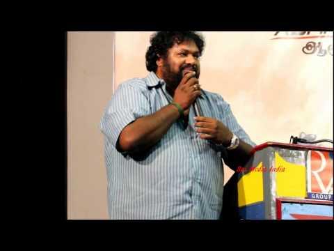 Music Director Srikanth Deva Speaks at Angusam Movie Press Meet