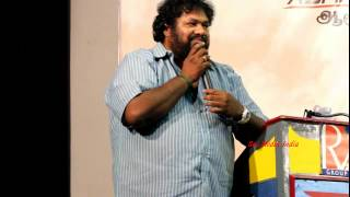 Music Director Srikanth Deva Speaks at Angusam Movie Press Meet