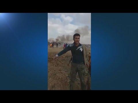 Έκρηξη σε προσφυγικό καταυλισμό στα σύνορα Συρίας-Ιορδανίας