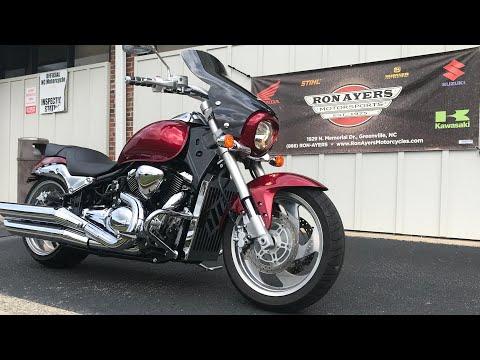 2009 Suzuki Boulevard M90 in Greenville, North Carolina - Video 1