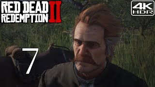 Red Dead Redemption 2  Walkthrough and Mods pt7  Who Is Without Sin