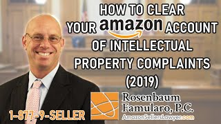 How to Clear Your Amazon Account of Intellectual Property Complaints
