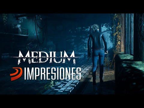 Gameplay de The Medium Deluxe Edition