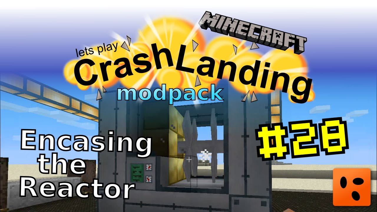 Crash Landing #28 | Encasing the Reactor