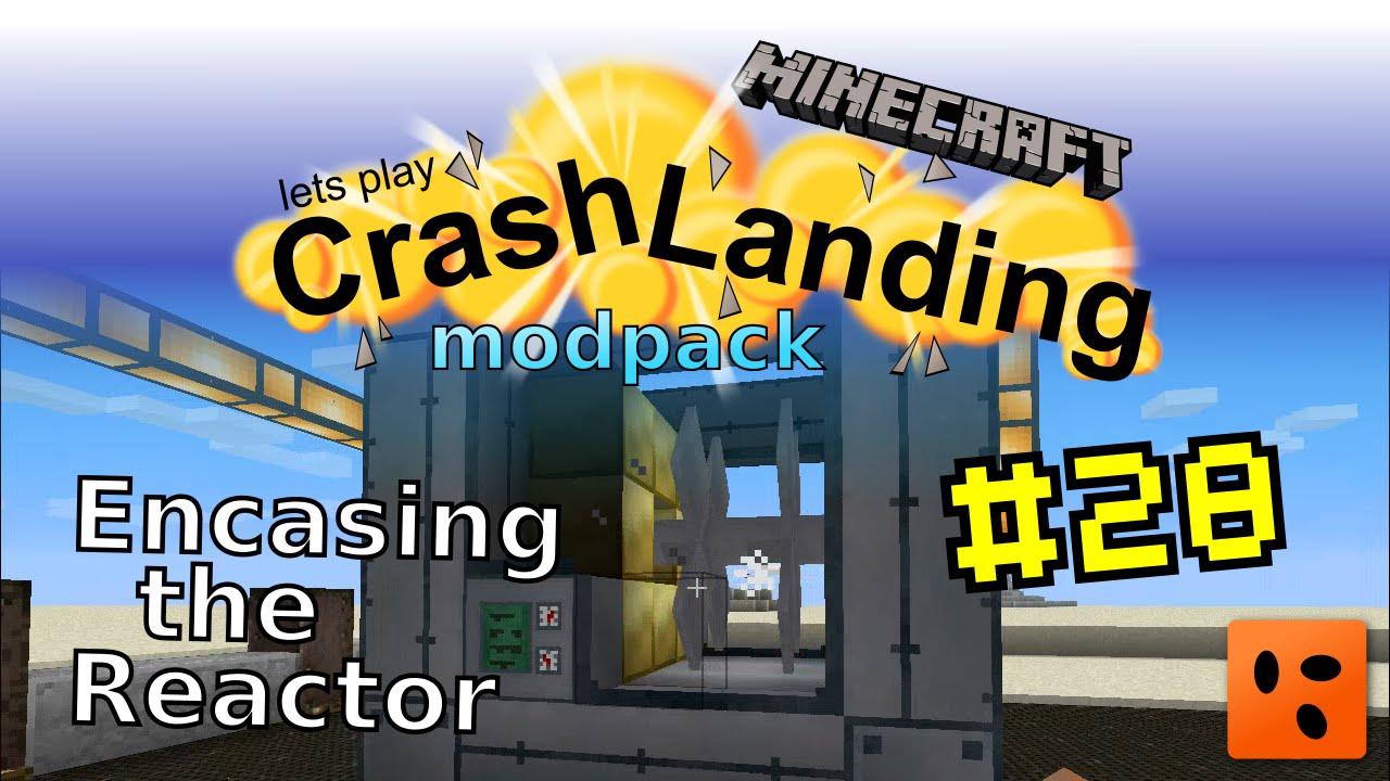 Crash Landing #28 | Encasing the Reactor