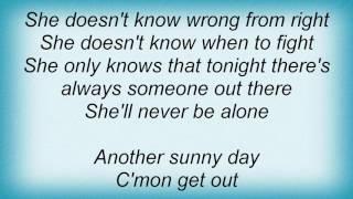 Abandoned Pools - Sunny Day Lyrics