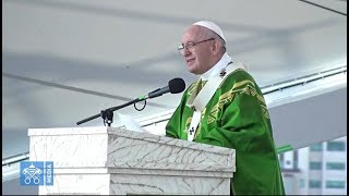 "Pope Francis: ""If we lack love, we have nothing"""