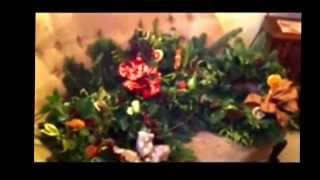 preview picture of video 'How to make a floral Wreath'
