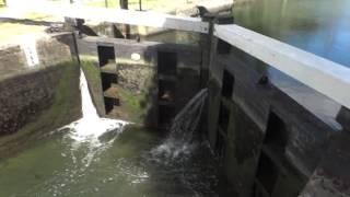 Lock on Thames