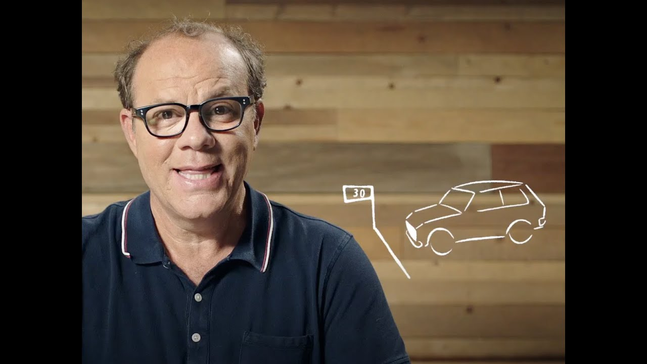 Drive Change. Drive Electric.  With Tom Papa Ep01