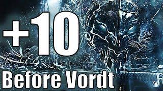 Dark Souls 3 : +10 Before Vordt (Raw Broadsword)