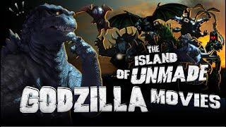 The Island of Unmade Godzilla Movies – Fan Parody Animation