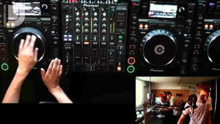 Laidback Luke - Live @ DJsounds Show 2010 (Part 1)